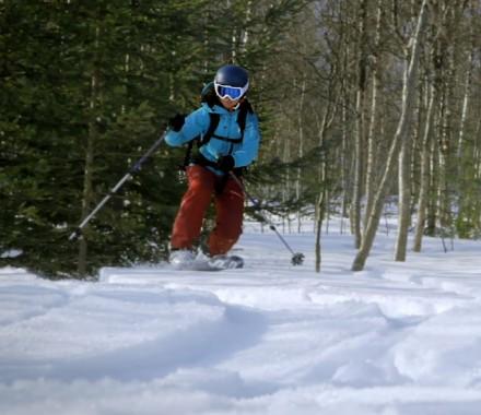 Finnmark /// Wild skiing